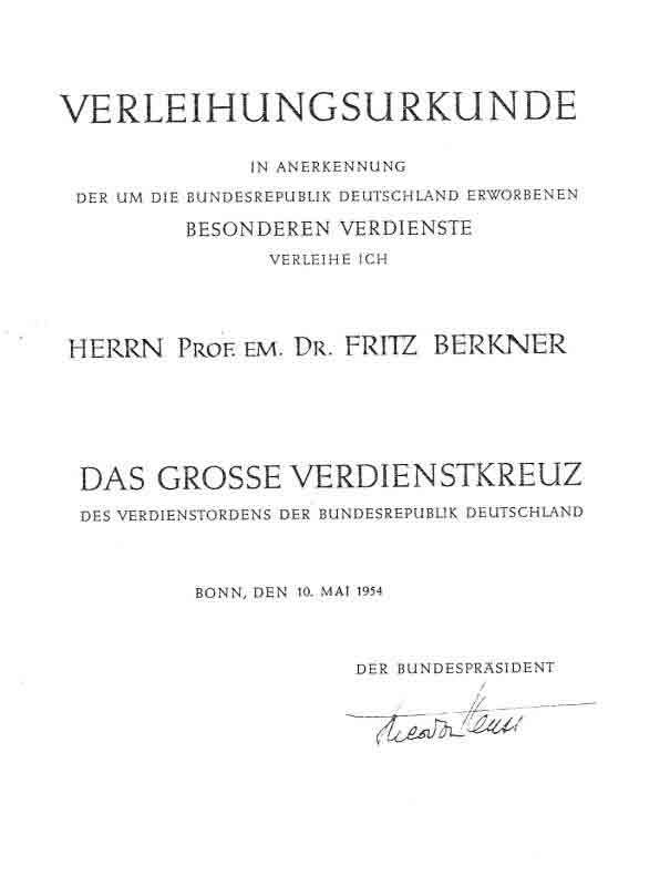 Verdienstkreuz
